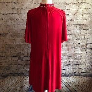 Michael Kors Dresses - Michael Kors Grommet Dress